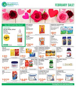 Health Mart deals in the Marietta GA weekly ad