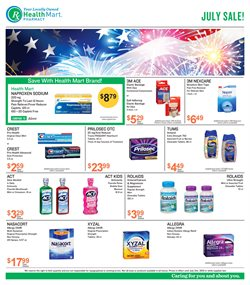 Beauty & Personal Care deals in the Health Mart weekly ad in Roswell GA