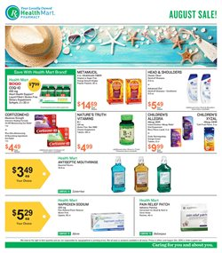 Beauty & Personal Care deals in the Health Mart weekly ad in Pontiac MI