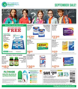 Beauty & Personal Care deals in the Health Mart weekly ad in Minneapolis MN