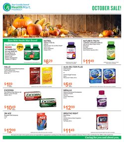 Beauty & Personal Care deals in the Health Mart weekly ad in Los Angeles CA