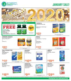 Beauty & Personal Care deals in the Health Mart weekly ad in Valparaiso IN