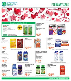 Beauty & Personal Care offers in the Health Mart catalogue in Austin TX ( Expires tomorrow )