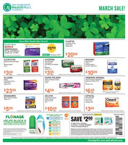 Beauty & Personal Care offers in the Health Mart catalogue in Lewisville TX ( Expires tomorrow )