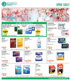 Beauty & Personal Care offers in the Health Mart catalogue in Waterloo IA ( 1 day ago )
