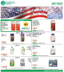 Health Mart catalogue in Rockford IL ( Expired )
