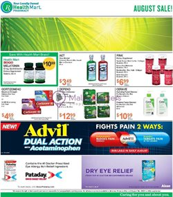 Health Mart catalogue in New York ( 25 days left )