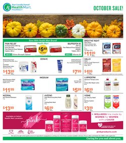 Beauty & Personal Care offers in the Health Mart catalogue in Winter Park FL ( 11 days left )