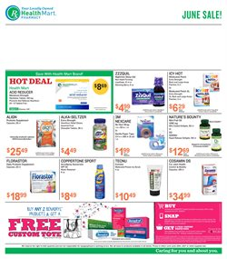 Beauty & Personal Care deals in the Health Mart weekly ad in Miami FL