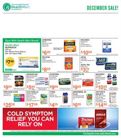 Beauty & Personal Care deals in the Health Mart weekly ad in Savannah GA