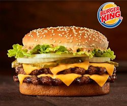 Burger King deals in the Los Angeles CA weekly ad