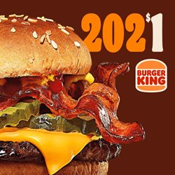 Restaurants offers in the Burger King catalogue in Pico Rivera CA ( 19 days left )