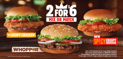 Restaurants deals in the Burger King weekly ad in Columbus IN