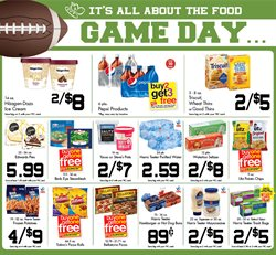 Harris Teeter deals in the Charlotte NC weekly ad