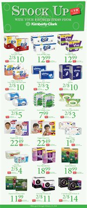 Grocery & Drug offers in the Harris Teeter catalogue in Burlington NC ( Expires tomorrow )