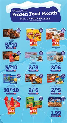 Grocery & Drug offers in the Harris Teeter catalogue in Greensboro NC ( Expires tomorrow )