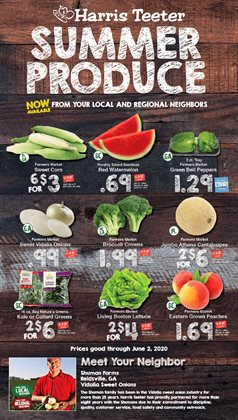 Grocery & Drug offers in the Harris Teeter catalogue in Summerville SC ( Expires today )