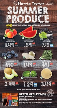 Harris Teeter catalogue ( Published today )