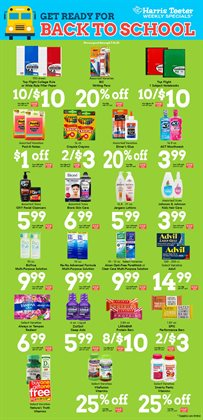 Grocery & Drug offers in the Harris Teeter catalogue in Newport News VA ( 3 days left )