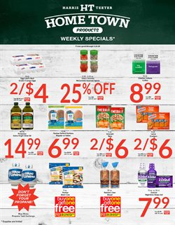 Harris Teeter catalogue ( 2 days left )