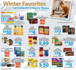 Grocery & Drug offers in the Harris Teeter catalogue in Salisbury NC ( Expires tomorrow )