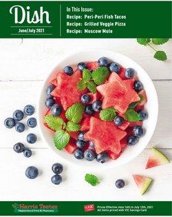 Grocery & Drug deals in the Harris Teeter catalog ( 2 days left)