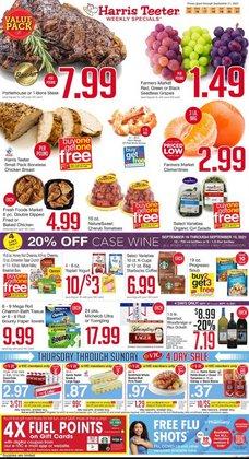 Grocery & Drug deals in the Harris Teeter catalog ( 3 days left)