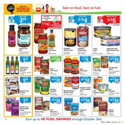 Tours deals in the Price Chopper weekly ad in Troy NY