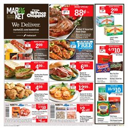 Grocery & Drug deals in the Price Chopper weekly ad in Poughkeepsie NY