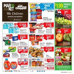Coffee deals in the Price Chopper weekly ad in Poughkeepsie NY