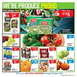 Potatoes deals in the Price Chopper weekly ad in Poughkeepsie NY