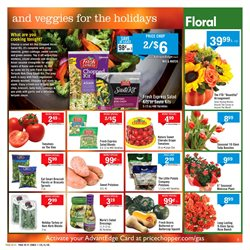 Roses deals in the Price Chopper weekly ad in Poughkeepsie NY