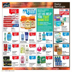 Pharmaceutical products deals in the Price Chopper weekly ad in Poughkeepsie NY
