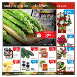 Table deals in the Price Chopper weekly ad in Troy NY