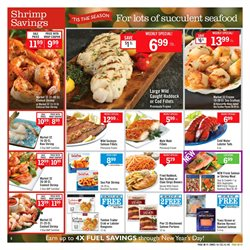 Fish deals in the Price Chopper weekly ad in Poughkeepsie NY