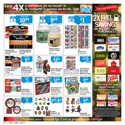 Exhaust deals in the Price Chopper weekly ad in Schenectady NY