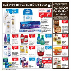Fishing deals in the Price Chopper weekly ad in Troy NY