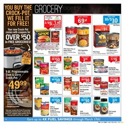 Table deals in the Price Chopper weekly ad in Poughkeepsie NY