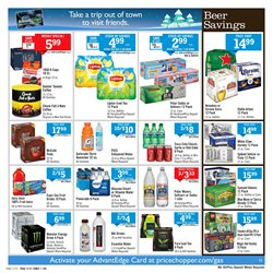 Beer deals in the Price Chopper weekly ad in Schenectady NY