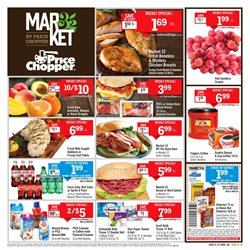 Grocery & Drug deals in the Price Chopper weekly ad in Troy NY