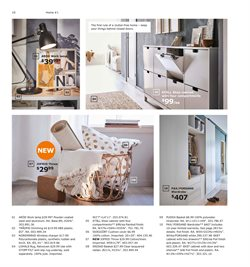 Basket deals in the Ikea weekly ad in New York