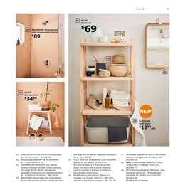 Mirror deals in the Ikea weekly ad in Concord CA