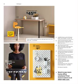 Container deals in the Ikea weekly ad in New York