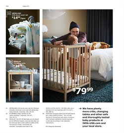 Sheet deals in the Ikea weekly ad in Columbus OH