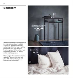 Pillow deals in the Ikea weekly ad in New York