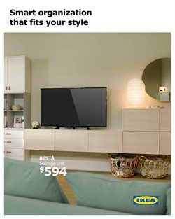 Home & Furniture deals in the Ikea weekly ad in Astoria NY