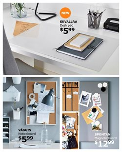 Table deals in the Ikea weekly ad in Poughkeepsie NY