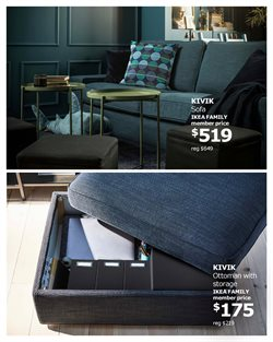 Storage deals in the Ikea weekly ad in Columbus OH