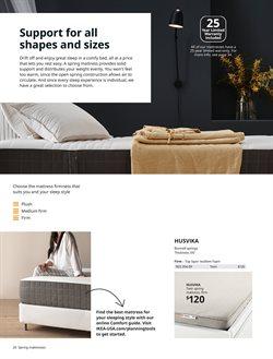 Mattress deals in Ikea