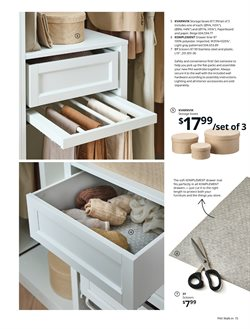 Drawers deals in Ikea